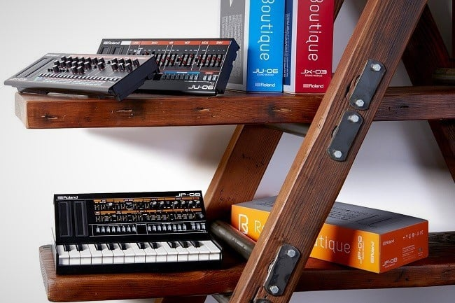 Roland Boutique Portable Synths 1