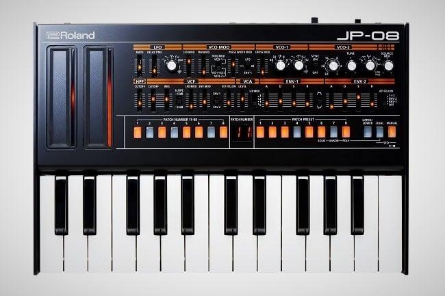 Roland Boutique Portable Synths 2