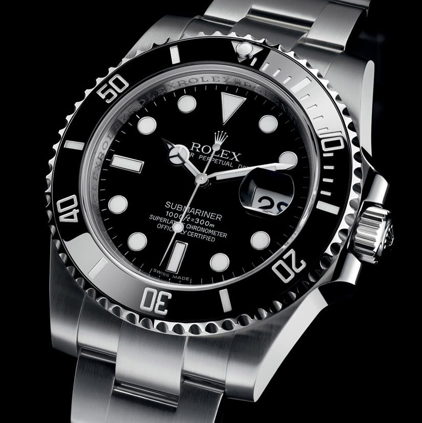 Rolex Oyster Perpetual Submariner Luxury Timepiece