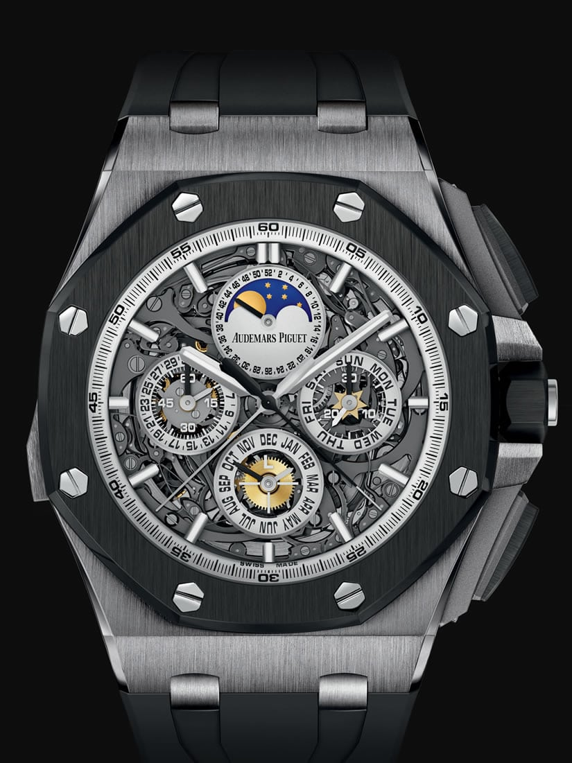 Royal Oak Offshore Grande Complication Most Expensive Watch