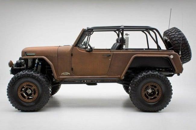 Rusted Jeep Terra Crawler 2