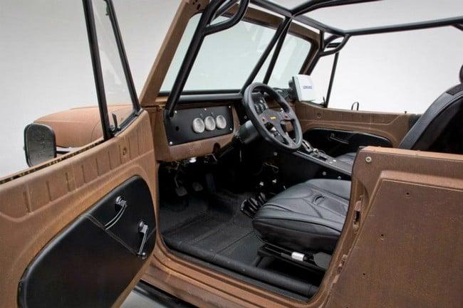 Rusted Jeep Terra Crawler 3