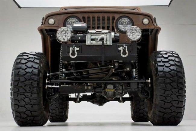 Rusted Jeep Terra Crawler 7