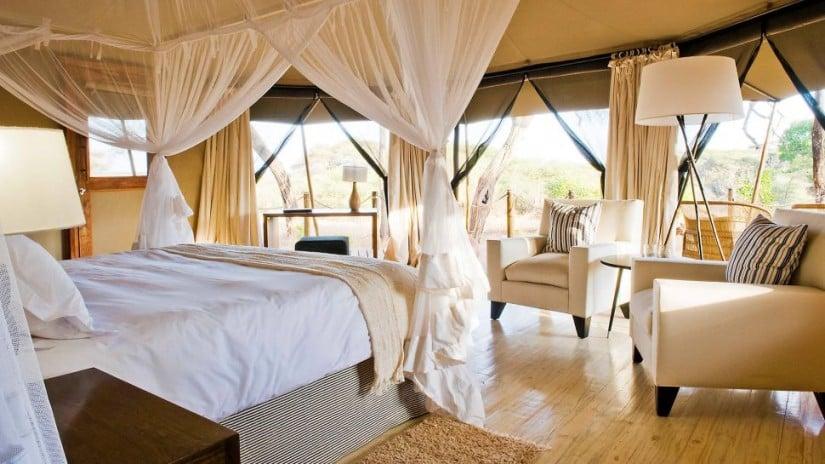 Sanctuary Swala Camp Room