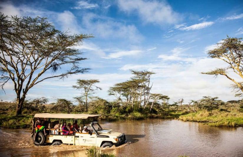 Segera Retreat in Kenya Expedition
