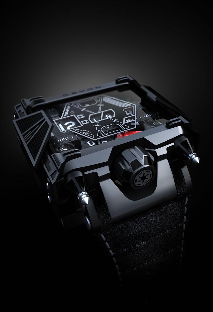 Star Wars Luxury Watch