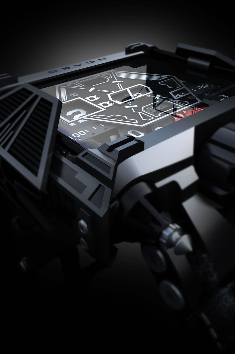 Star Wars Luxury Watch Dial