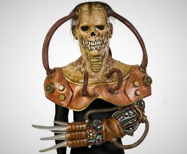 Steampunk Frankenstein Costume 2