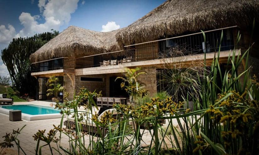 Swimming Pool Segera Retreat in Kenya