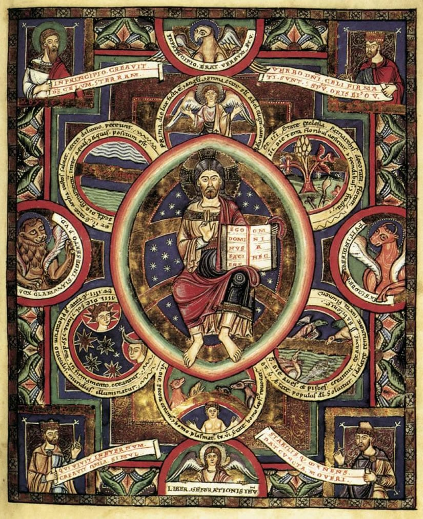 The Gospels of Henry de Lion