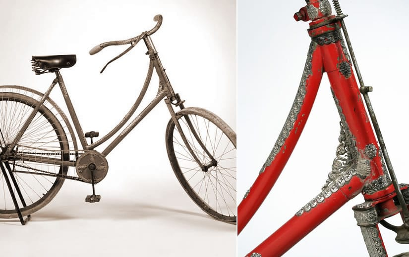 Tiffany & Co. Ladies' Bicycle Fork