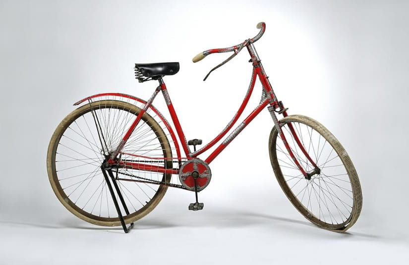 Tiffany & Co. Silver-Mounted Most Expensive Bike