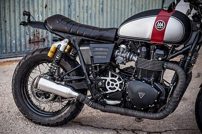 Triumph Bonneville By Macco Motors 5
