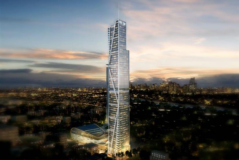 Trump Tower at Century City