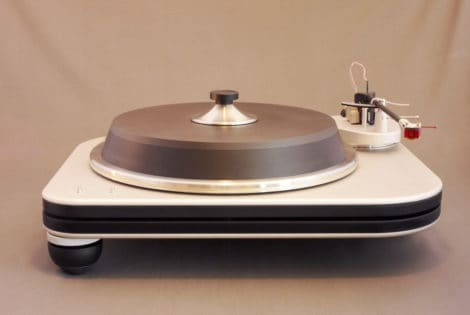 Turntable by Spiral Groove
