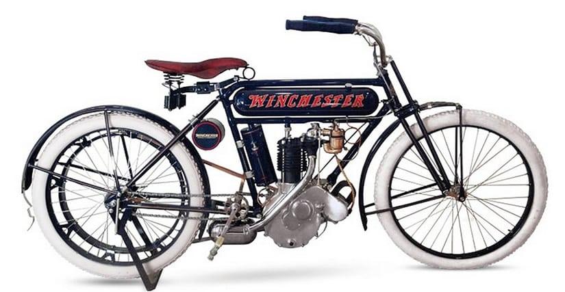 1910 Winchester 6 HP