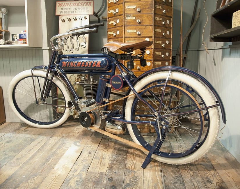 1910 Winchester Most Expensive Bike