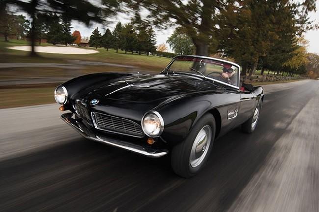 1959 BMW 507 Roadster Series II 3