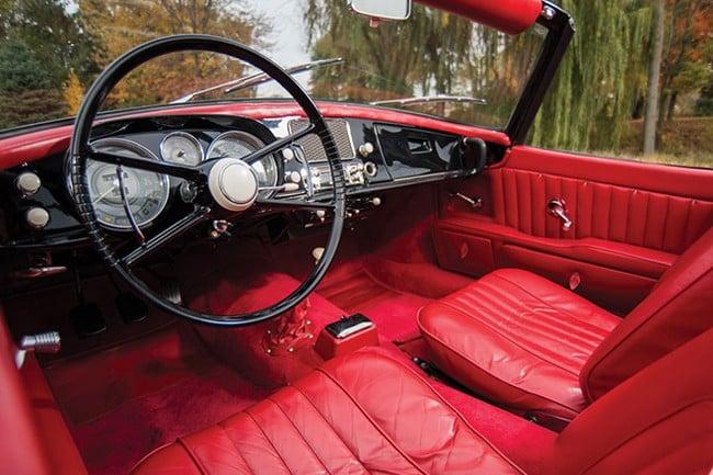 1959 BMW 507 Roadster Series II 5