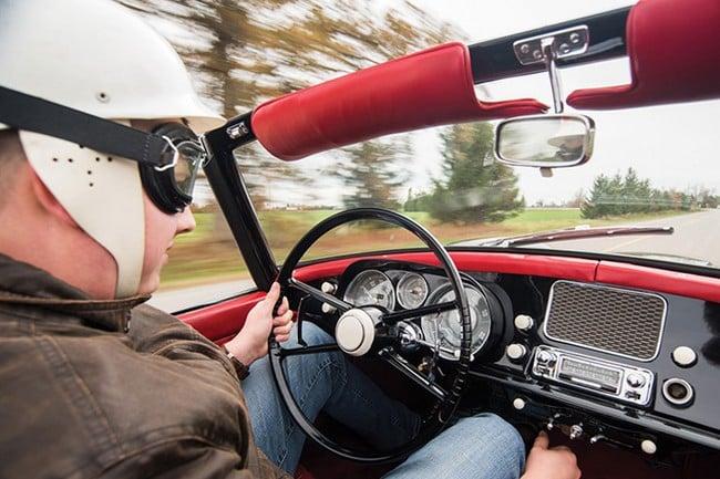 1959 BMW 507 Roadster Series II 6