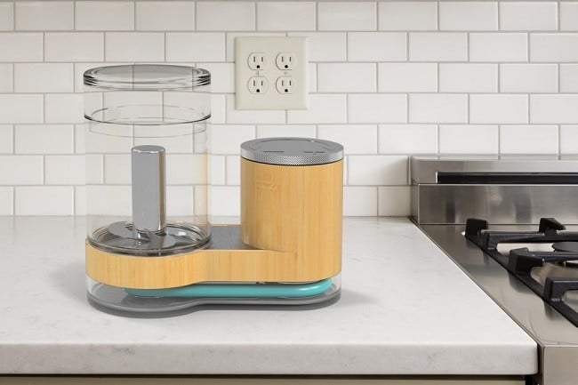 Bamboo Kitchen Appliances Concepts 1