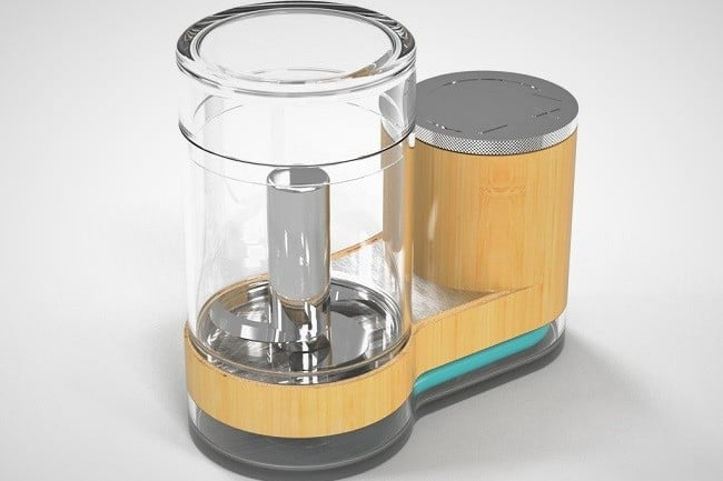 Bamboo Kitchen Appliances Concepts 2
