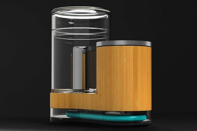 Bamboo Kitchen Appliances Concepts 3