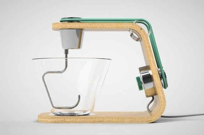 Bamboo Kitchen Appliances Concepts 5
