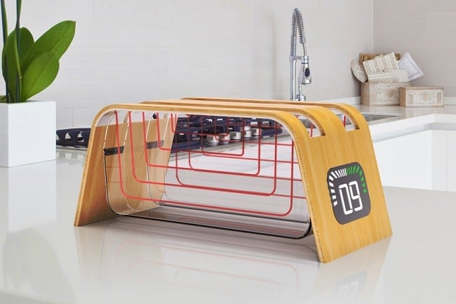Bamboo Kitchen Appliances Concepts 7