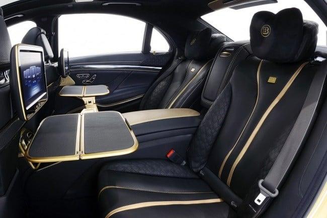 Brabus Desert Gold Mercedes S65 4