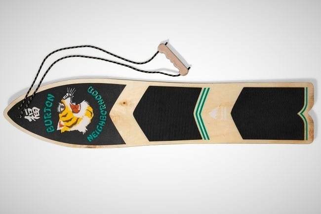 Burton x Neighborhood Throwback Snowboard 3