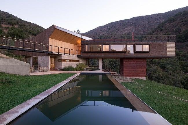 Casa El Maqui in Santiago de Chile 15