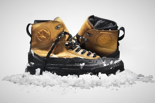 Chuck Taylor All Star Tekoa Boot 8