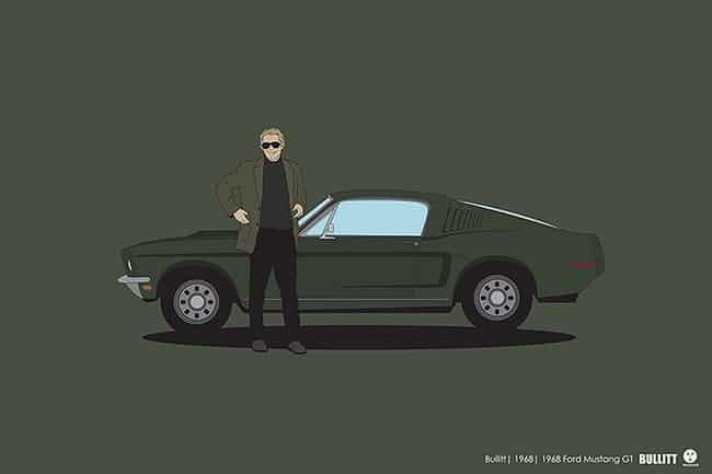 Cinema Driver Posters 4