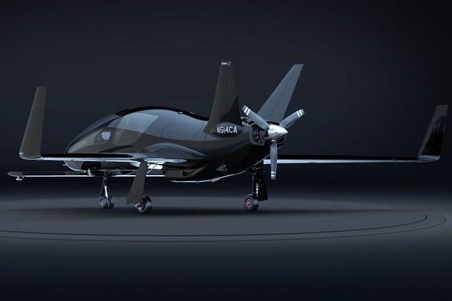 Mid Engine Corvette >> Cobalt Valkyrie Personal Aircraft | Men's Gear