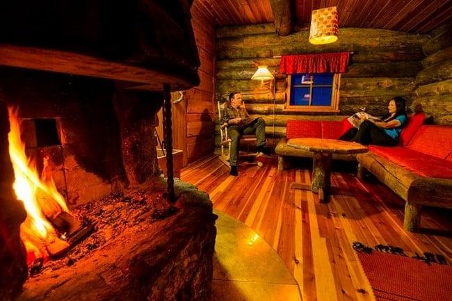 Kakslauttanen Arctic Resort in Finland 1