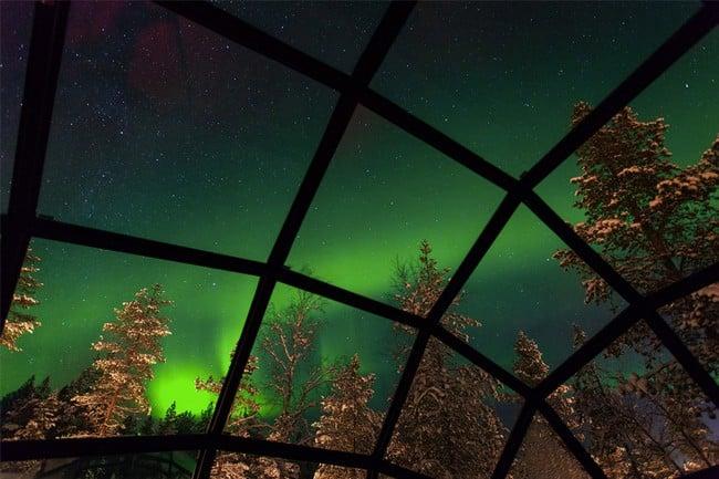 Kakslauttanen Arctic Resort in Finland 11