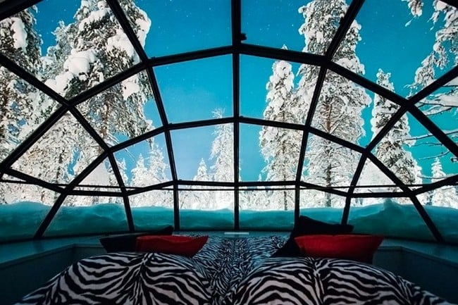 Kakslauttanen Arctic Resort in Finland 2