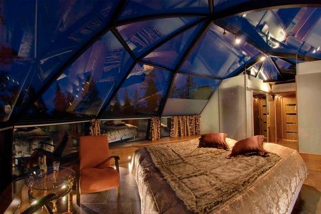 Kakslauttanen Arctic Resort in Finland 6
