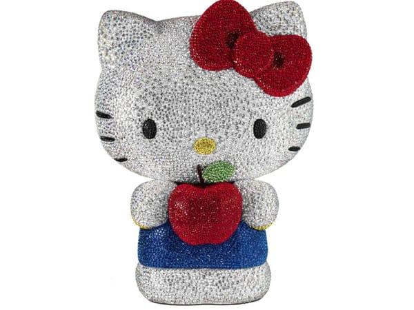 Limited Hello Kitty Swarovski Figurine