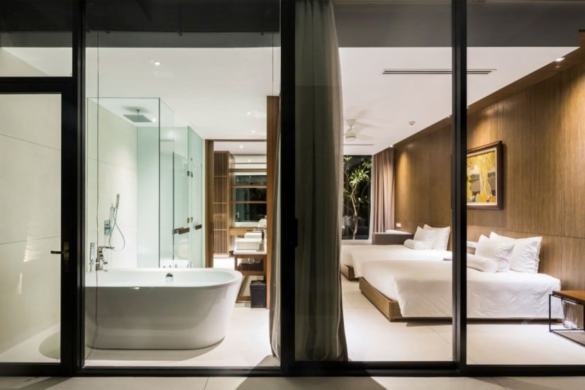 Luxury Bedroom, Naman Residence in Vietnam