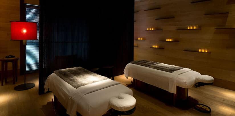 Luxury Chedi Andermatt Hotel Spa Suite