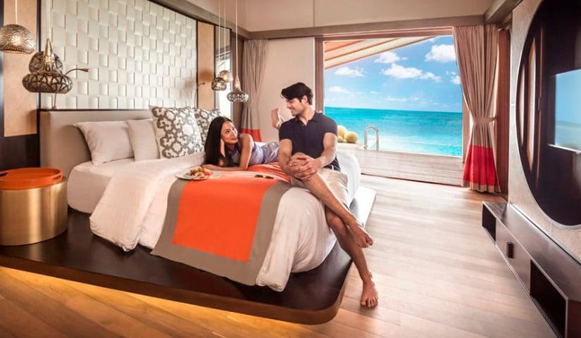 Luxury Guestroom, Club Med Finolhu, Maldive