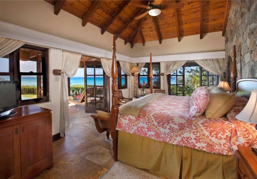 Luxury Sol y Sombra Villa, Bedroom