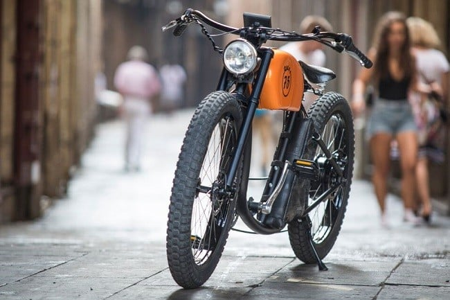 Otor Electric Bike 9
