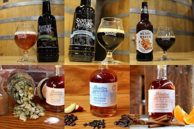Spirit of Boston Whiskies 1