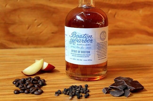 Spirit of Boston Whiskies 2