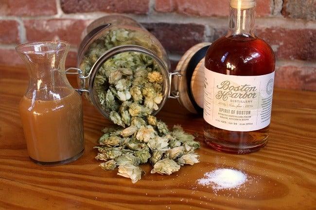 Spirit of Boston Whiskies 4