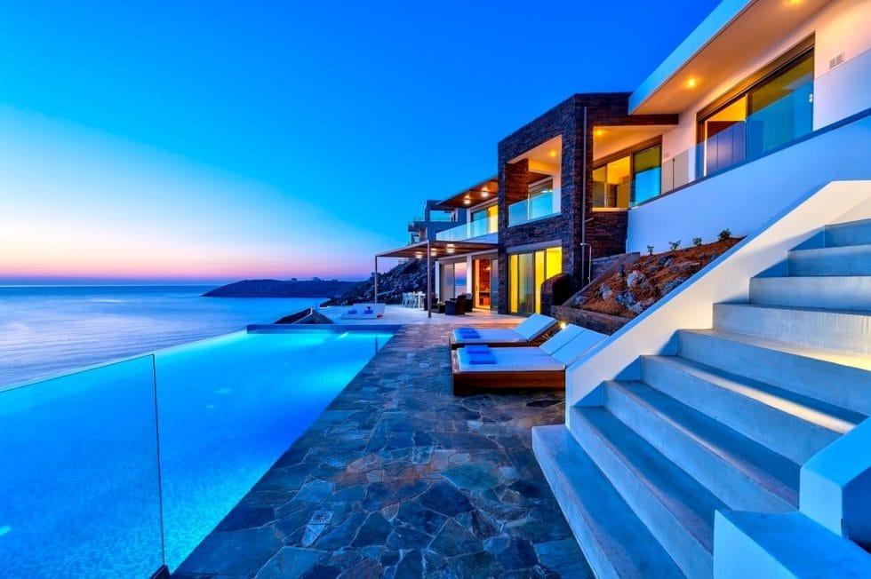 Superb Villa Kyma in Glyfada, Greece