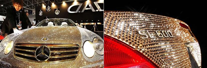 Swarovski Mercedes-Benz